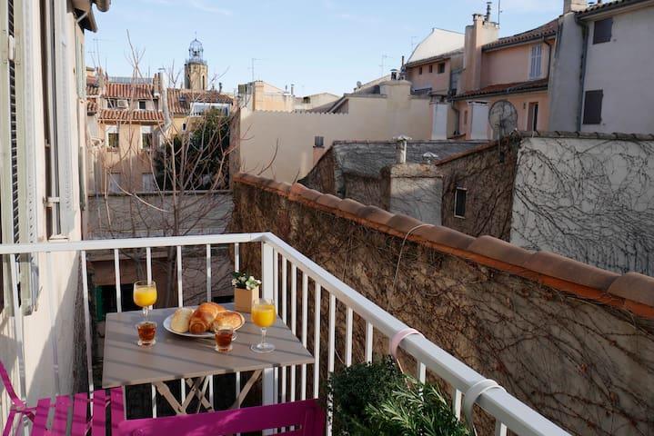 Appartement - Aix-en-Provence - Centre historique