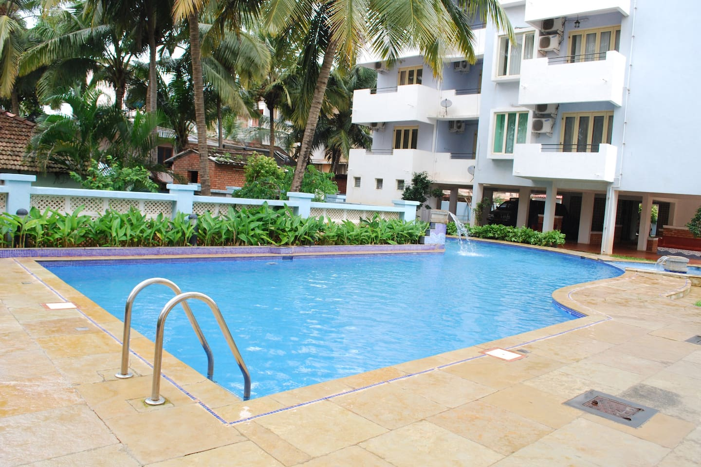 3BHK Serviced Apartment with Pool
