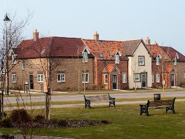 One bedroom apartment close to the beach - North Yorkshire - Pis