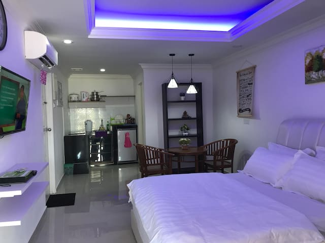 AFFORDABLE LUXURY STUDIO ROOM IN LAHAD DATU