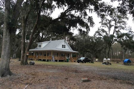 Get away BnB in beautiful southern coastal farm