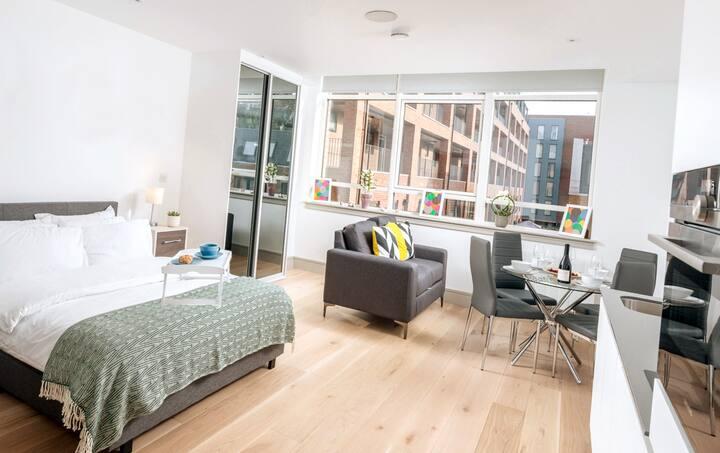 Lovely Studio flat in Seven Sisters, London