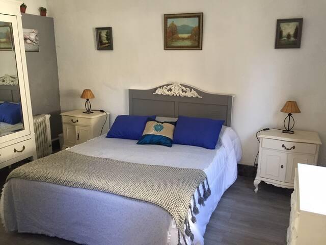 Habitación Desi en Casa Molera, para su relax