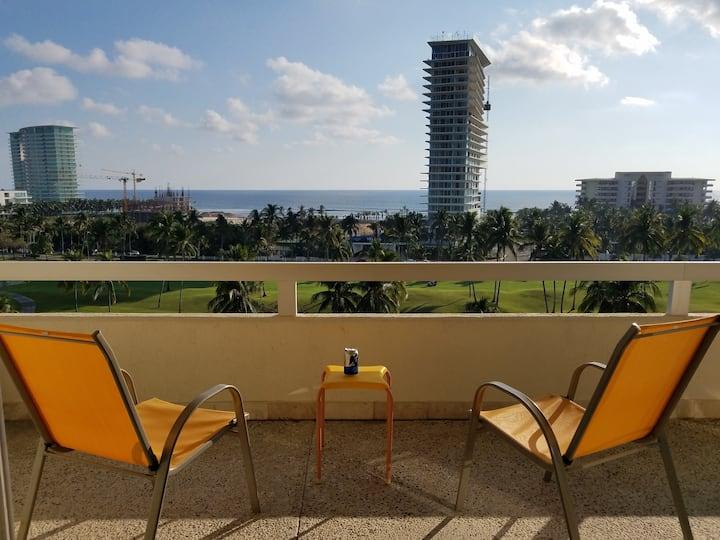 Renta departamento Acapulco Diamante