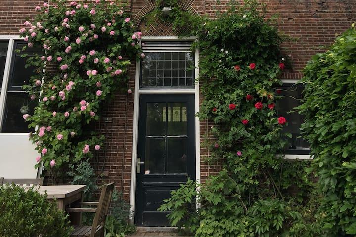 Heerlijk appartement in sfeervolle Oude Pastorie
