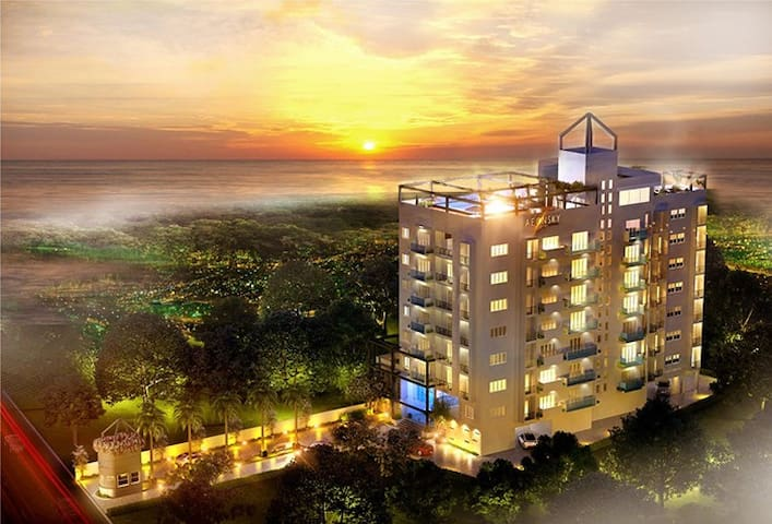 Brand New Luxury Condo in Negombo