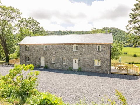Fox Cottage, Goetre Hall, Meifod Mid Wales
