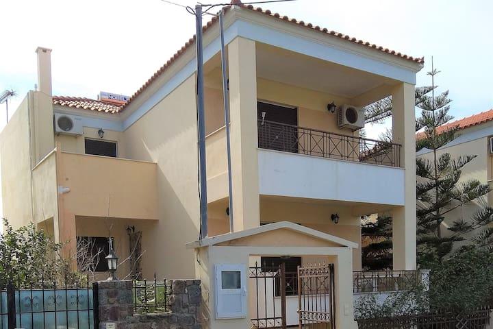 Nikolaos' House,Aegina Greece