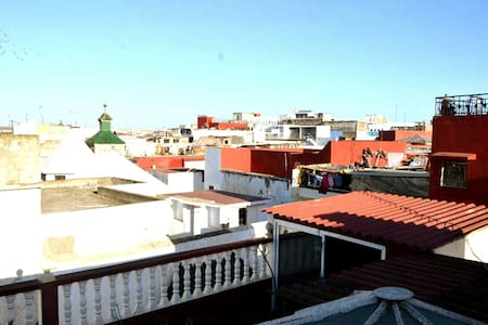 Traditional House in the heart of Medina of Rabat