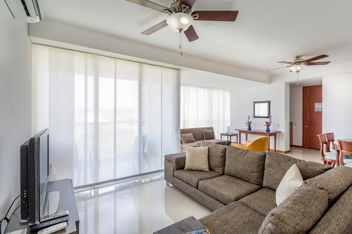 Cozy Apartment: Relax and have fun! ツ - Santa Marta (Distrito Turístico Cultural E Histórico) - Apartment
