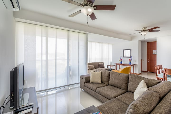 Beautiful apartment close to the beach - Zazué  ツ