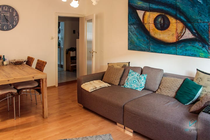 LOVELY HOME WITH BALCONY IN POPULAR DISTRICT