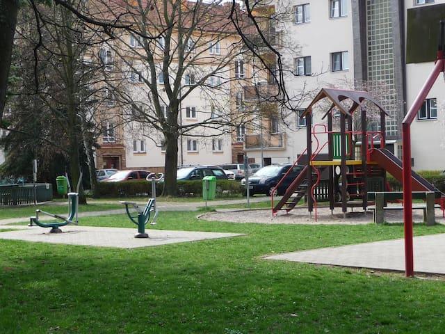 Discover Pardubice - Pardubice - Apartment