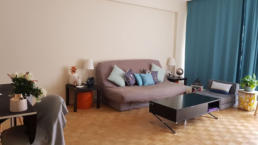 Brussels Appt Uccle Ukkle flat/room