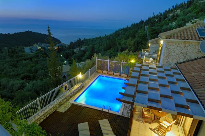 Agios Nikitas Resort Villas 2