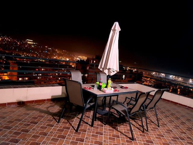 la mejor terraza de Alger
