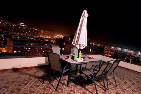 La Plus Belle Terrasse d'Alger .