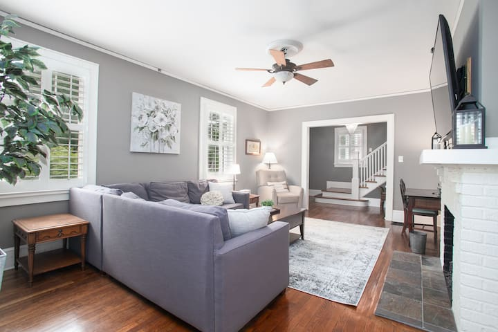 Kid & Pet Friendly | ☆RNC 1.9 Miles☆ | Walk Uptown