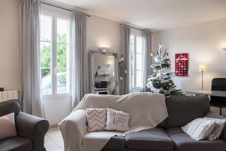 Maison de charme proche St Emilion - Sainte Terre - Hus