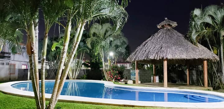 Beauty House en Acapulco Diamante /10 min playa