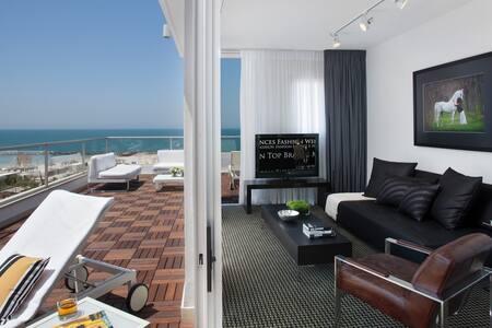 Beach Penthouse - Tel Aviv-Yafo - Bed & Breakfast