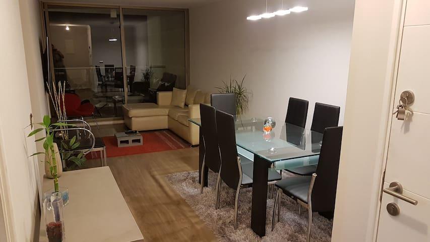 Habitación a 5 minutos de barrio turístico - Recoleta - Appartement