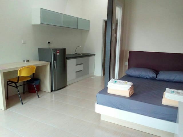 MH Unilodge Homestay Apartment - Taman Kampar Siswa, - Apartment