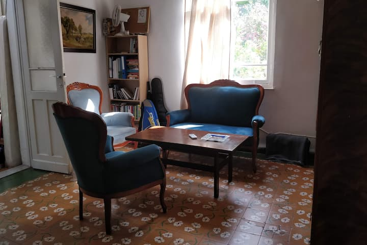 Private room with Balcony in Hadar