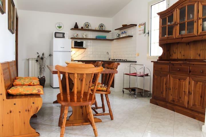 Casa al Mare - Sas Linnas Siccas - Apartamento