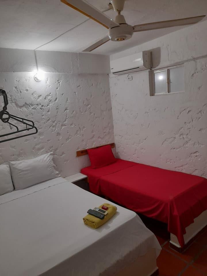 Habitación 207 en Hotel Crisanto