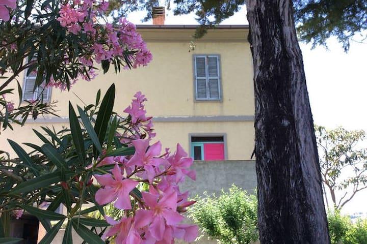 Villa Giuditta/1STfloor: quiet countryside - Salti - Villa