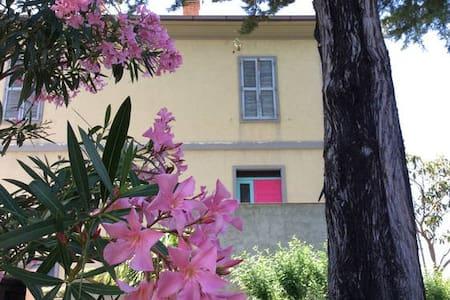 Villa Giuditta/1STfloor: quiet countryside - Salti