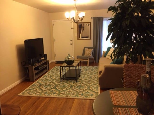 Spacious 2 BR Home close to SFO, So. Bay and SF - San Bruno - Dom