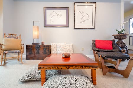 Private suit w bath,living room tv - Maineville