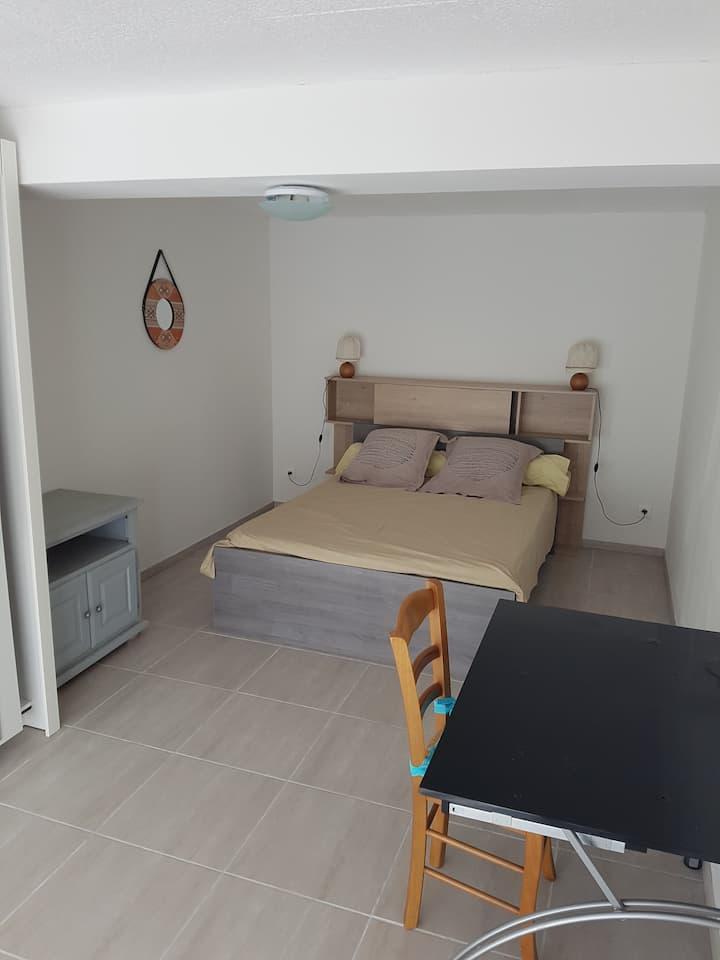 T1 meublé centre ville Valence d'agen