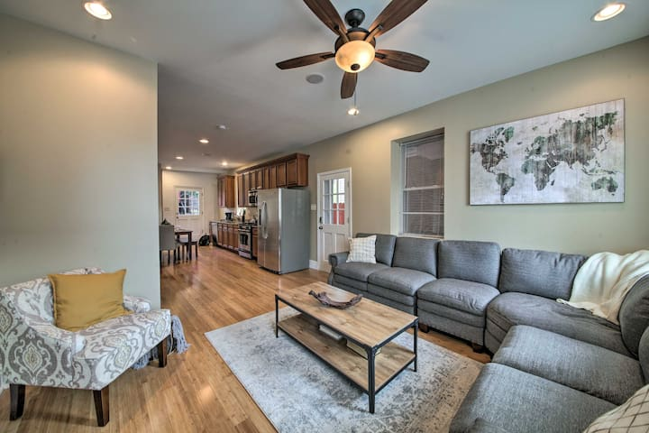 Updated St Louis Home in the Heart of Soulard!