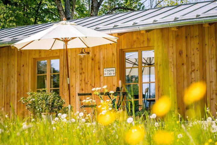 Alpenchalet Kogel mit Sauna und Kinderparadies