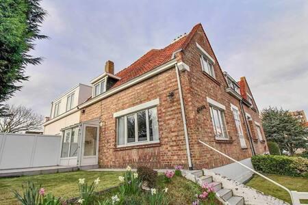 Edelweiss - Maison cosy à la mer du Nord, La Panne