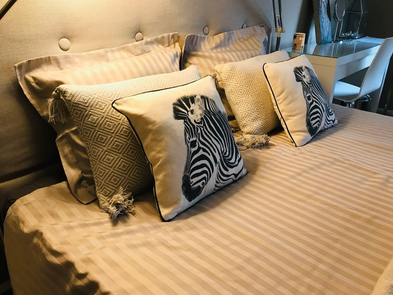 King Size continental bed