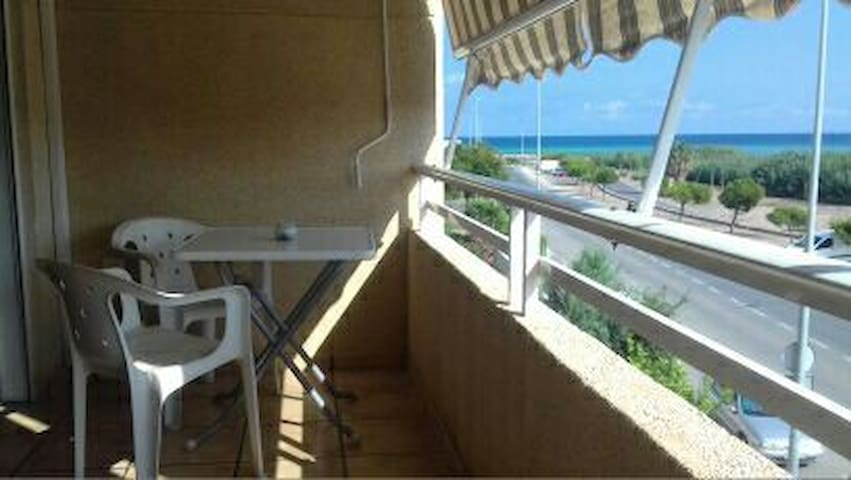 nice and modern apartment with great sea views - Canet d'en Berenguer - Lägenhet