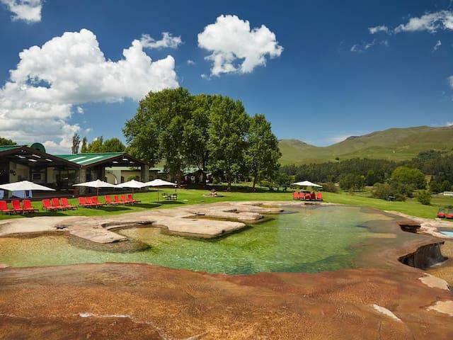 Drakensberg Escape, Bushmans Nek Berg&Trout Resort