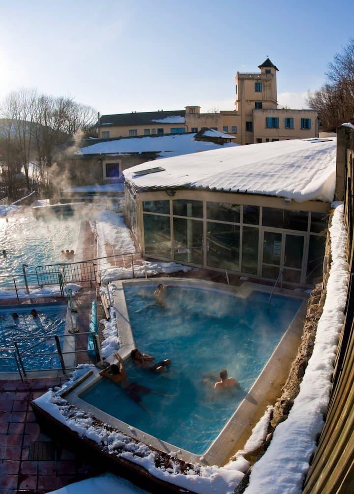 Chalet 6 -8 personnes proche stations de ski