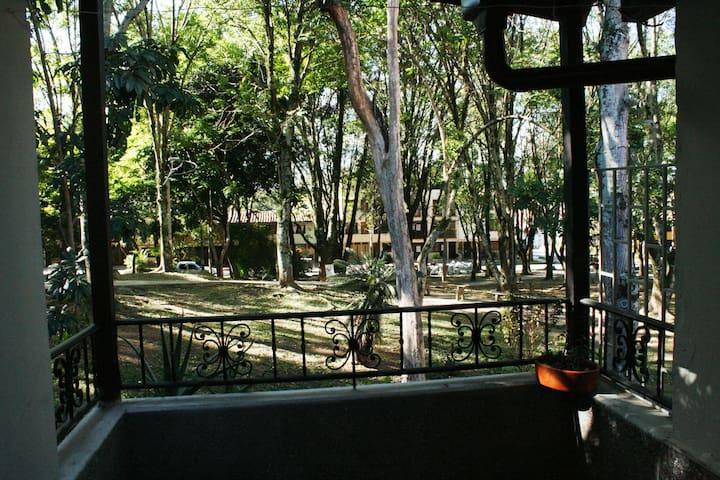 La Casa Verde - Medellín - Hus