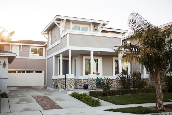 NEW! Family Beach House  - Steps to the Sand!