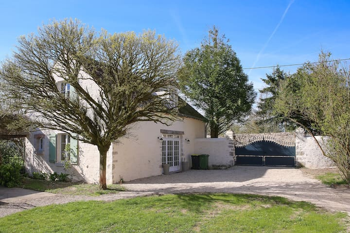 LILAS, House close to chambord and blois castles - Concriers - Casa