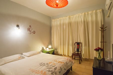 This Old Place (Standard Double Room) - Guilin - Lägenhet