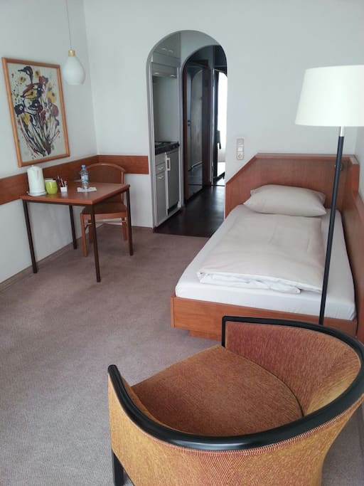 Studio Apartment für 1 Person