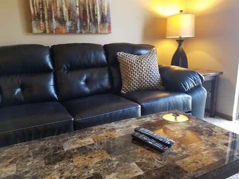 Extra large kitchen and spacious bath, 1 bed/1 bath!  #112