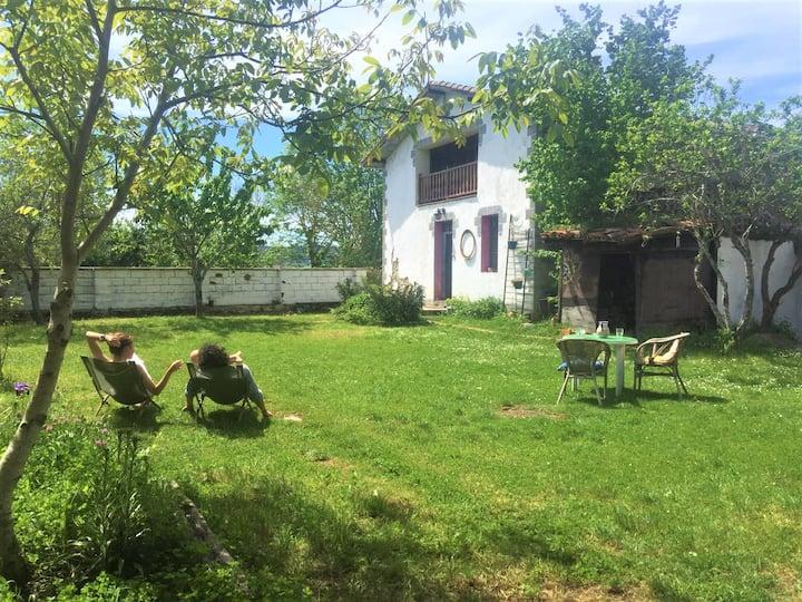 Encantadora casa de campo