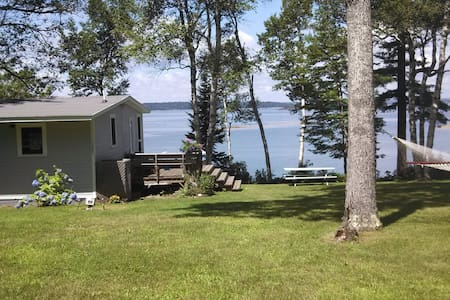 The Perch - Harpswell - Cabana